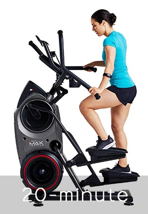 Bowflex max trainer 20-minute circuit workout