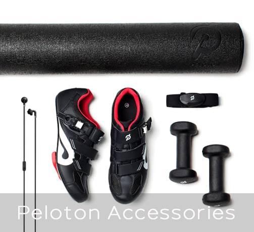 Peloton bikes accessories