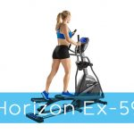 Horizon Ex-59 Elliptical Trainer Review