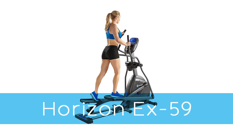 Horizon Ex-59 Elliptical Trainer Review