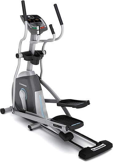 Horizon Fitness Ex-59 features