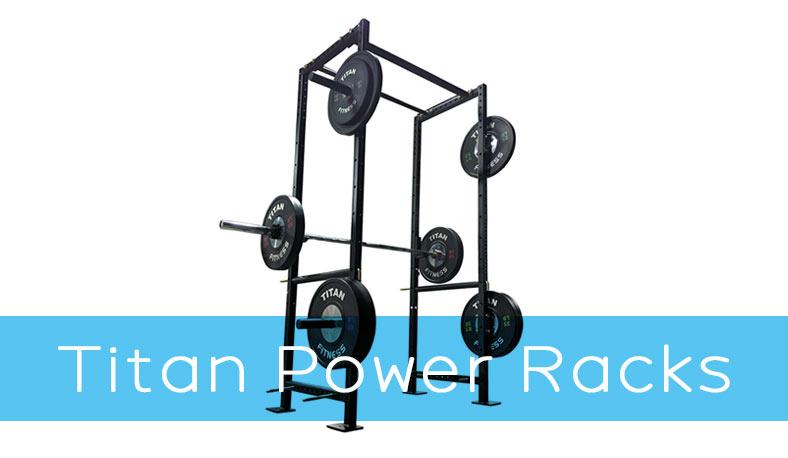 Titan Fitness T2 vs T3 vs X2 vs X3 Power Racks Compared