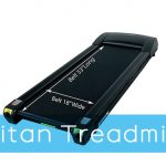 Titan Fitness Under Desk Walking Treadmill Reviewed