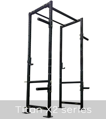 Titan Fitness X2 series