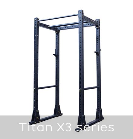Titan Fitness X3 series