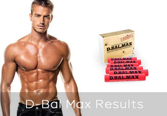 D-Bal Max Results