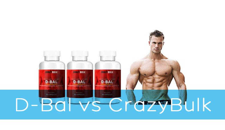 D-Bal Max vs CrazyBulk D-Bal