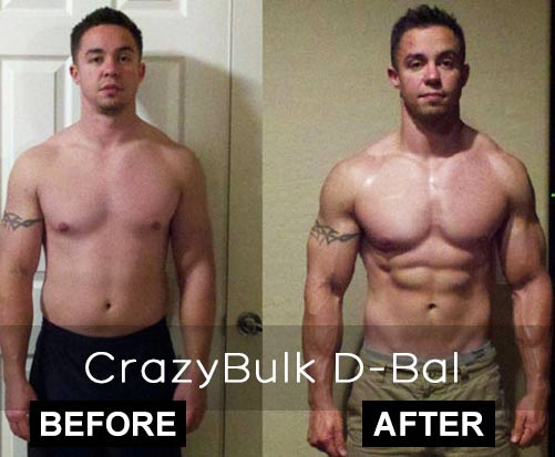D-Bal from CrazyBulk Results and Effectiveness