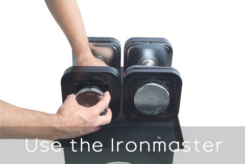 How to Use the Ironmaster 75