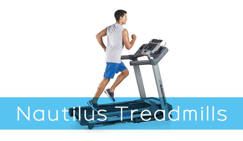 Nautilus T614 vs T616 vs T618 Treadmill