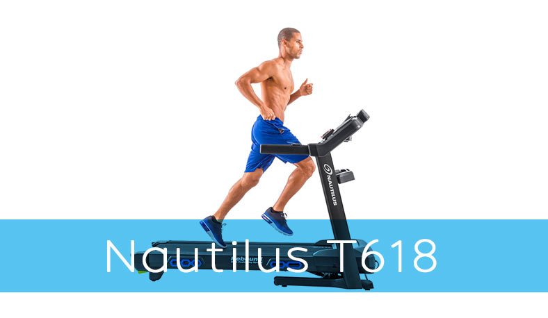 Nautilus T618 Treadmill Review Features Pros and Cons