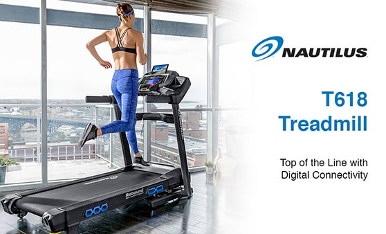 T618 Treadmill - Top of the line