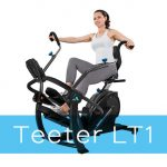 Teeter FreeStep LT1 Recumbent Trainer