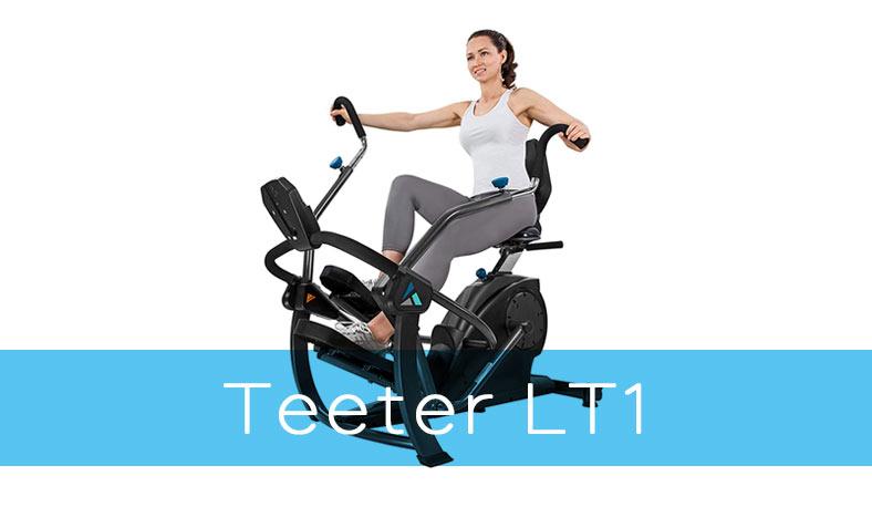 Teeter FreeStep LT1 Recumbent Trainer
