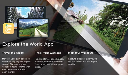 Travel the world with the Nautilus app