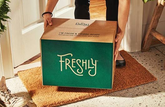 Freshly Diet Shipping and Delivery
