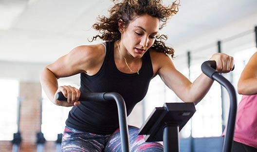 Gym Equipment - Elliptical machine