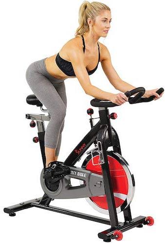 Gym Equipment Names - Spin bike