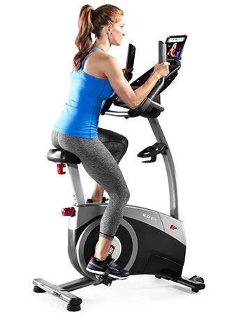 Gym Equipment Names - Upright bike