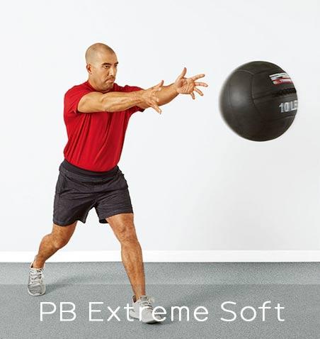 PB Extreme Soft Toss Elite Medicine Balls