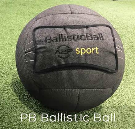 Perform Better Ballistic Ball