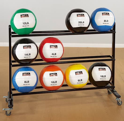 Perform Better medicine balls Size and Appearance