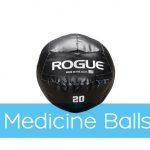 Perform Better vs Rogue Medicine Balls