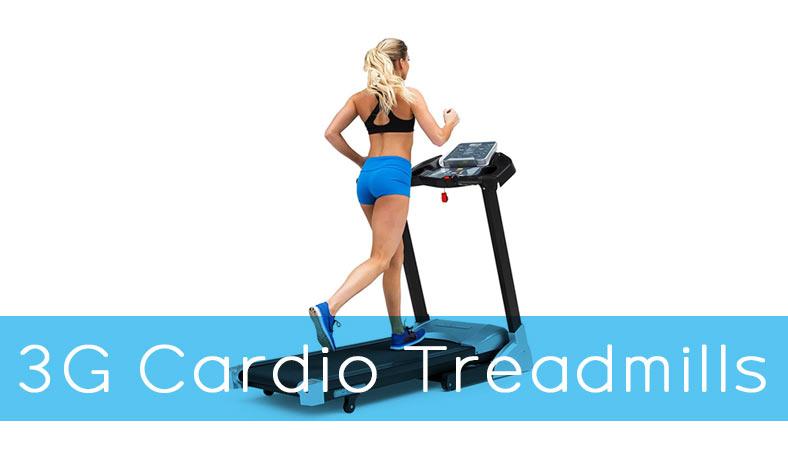 3G Cardio Treadmills Elite vs Lite vs 80i vs Pro