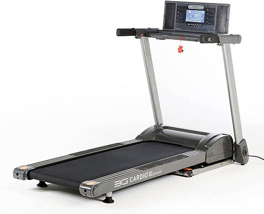 3G Treadmills 80i multimedia profile