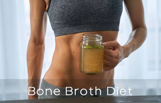 Bone Broth Diet Work for Weight Loss