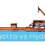 Ergatta vs Hydrow Rowing Machine