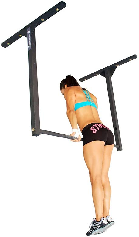 Exercises for the Stud Bar pull up bar