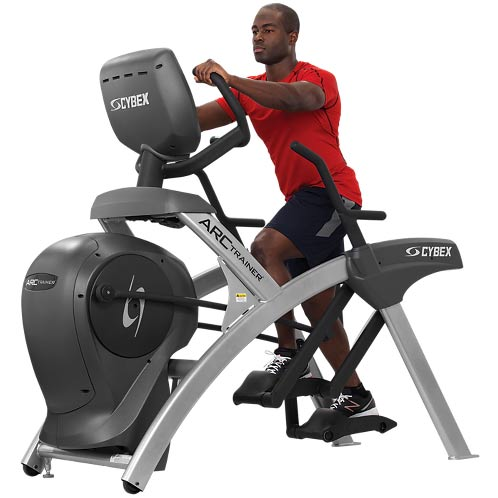 How to use Cybex Arc Trainer