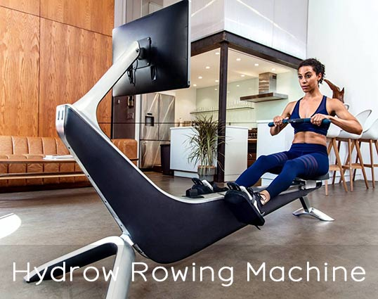 Hydrow rowing machine modern rowing experience