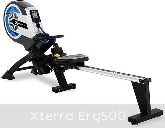 XTERRA ERG500 Air Turbine Rower