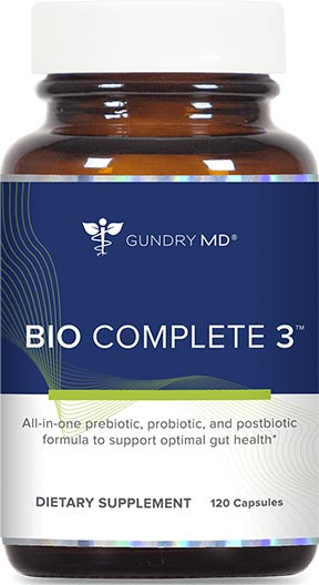 Bio Complete 3 by Gundry MD