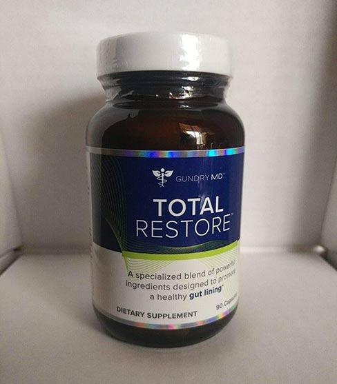 Main ingredients of Total Restore