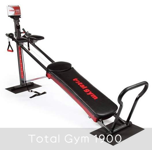 Total Gym 1900