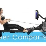 NordicTrack RW Rower Vs Concept Rower