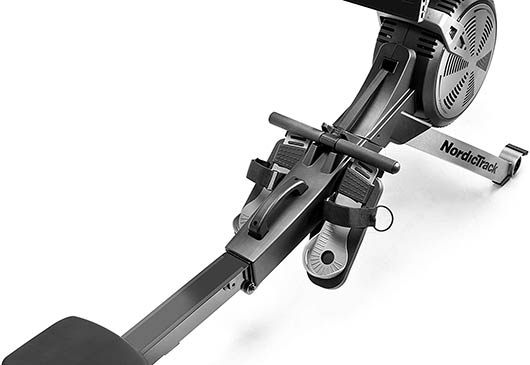 NordicTrack Rower 500 appearance