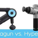 Theragun vs Hypervolt Massage Gun