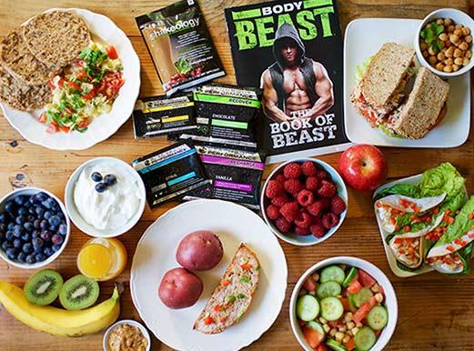 Body Beast Meal Plan Tips