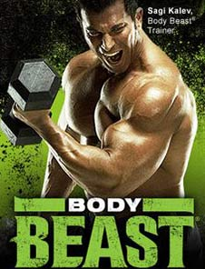 Body Beast and Dumbbells
