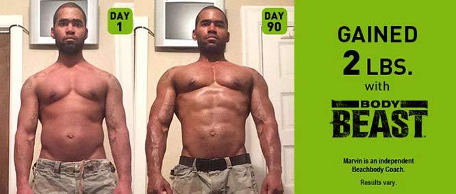 Body Beast better muscular definition