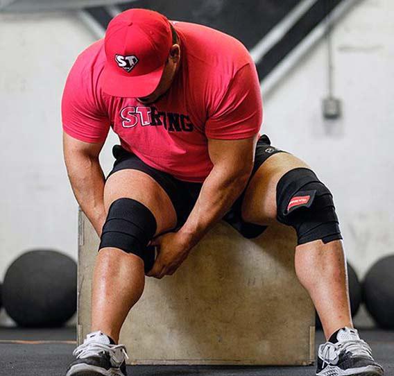 choose the best knee wraps or knee sleeves